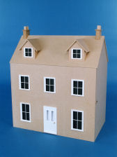 House built from Victorian cottage plan