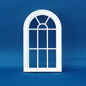Half Scale 1 24 Victorian Round Top Window Jackson 39 S