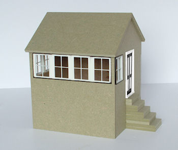Castle Caereinion signal box basic kit
